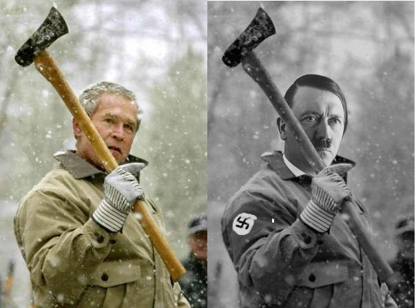 people.Bush-Hitler1