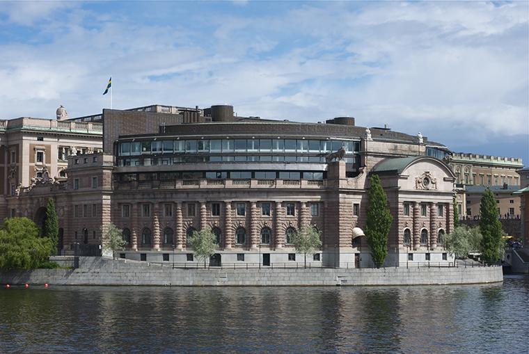 A svéd parlament - Wikipédia