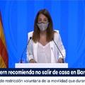 Belengette az újabb karantént a katalán belügyminiszter a járvány miatt