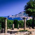 Empuries: görög- római romváros festői környezetben