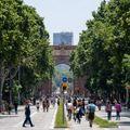 A világ második legjobb utcája Barcelonában található