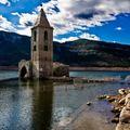 Església de Sant Romà de Sau, a hol van, hol nincs templom