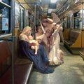 14 felkavaró metrós jelenet