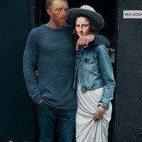 Hipster festők és modelljeik