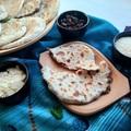 Peshwari naan - édes örömök