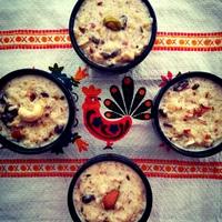 Íme a rizspuding, ha indiai - kheer