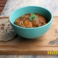 Kezdők csirke curryje