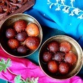 Gulab jamun, az indiai fánk