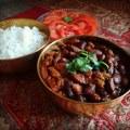 Rajma, azaz szárazbab curry