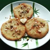Indiai banán palacsinta