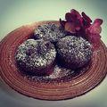 Csokis-szilvás cukkini muffin