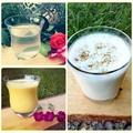 3 szuper frissítő: rózsavizes limonádé, mangó lasszi és sós lasszi