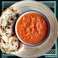Indiai vajas csirke - Murg makhani