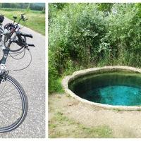 Kerékpártúra Tatáról a dunaalmási forrásokhoz