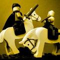 A Szúnyog közben lesz a lovasszobor