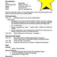 CV tunning - előtte/utána képekkel