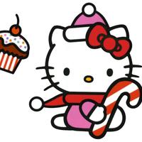 Angol nyelvlecke Hello Kittyvel