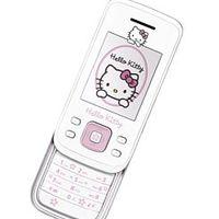 Hello Kitty mobiltelefon