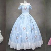 Hello Kittys esküvői ruhák