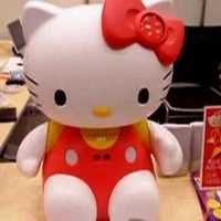 Hello Kitty robot :o)
