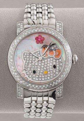 Hello Kittys gyémánt óra. 2008.11.25. 14 21  767274cc55