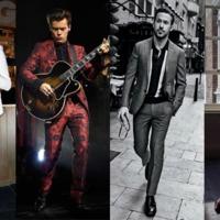 A showbiznisz legjobban öltözött férfijai