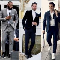 A legjobban öltözött sztársportolók