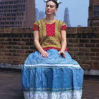 Frida Kahlo stílusa nyomában