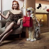 Szupernőies luxus cipők a Charlotte Olympiától