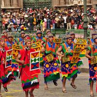Inti Raymi, a perui Napfesztivál