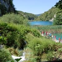 Plitvicei-tavak: Horvátország gyöngyszeme