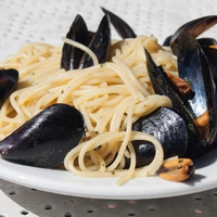 Spaghetti allo scoglio - Spagetti a szikláról