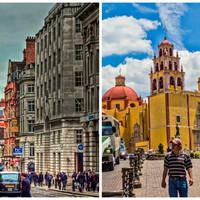 Goodbye London, hola Mexico!
