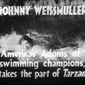 Johnny Weissmüller, az igazi Tarzan