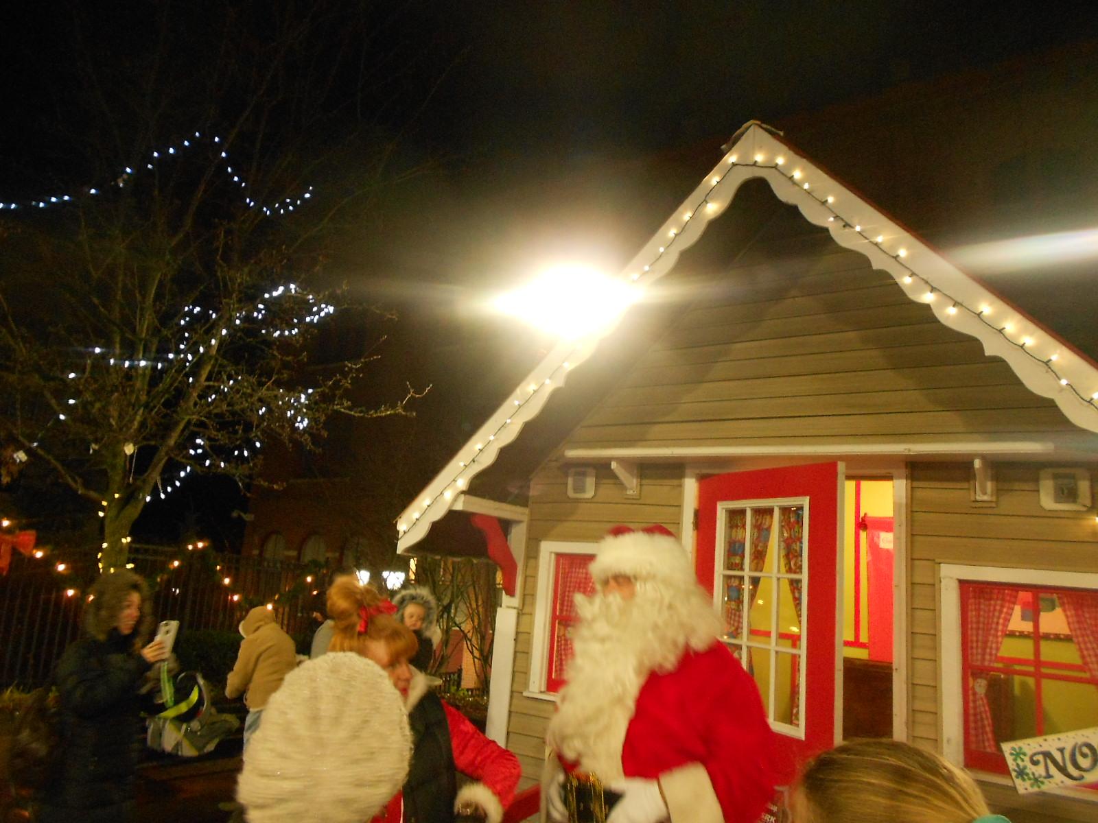 Karácsonyi vásár Oneontában (Fotó: Gál Kati)