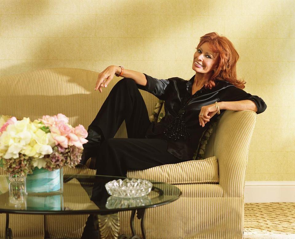 Sophia Loren, színésznő (Fotó: facebook.com/sophialorenofficialsite)