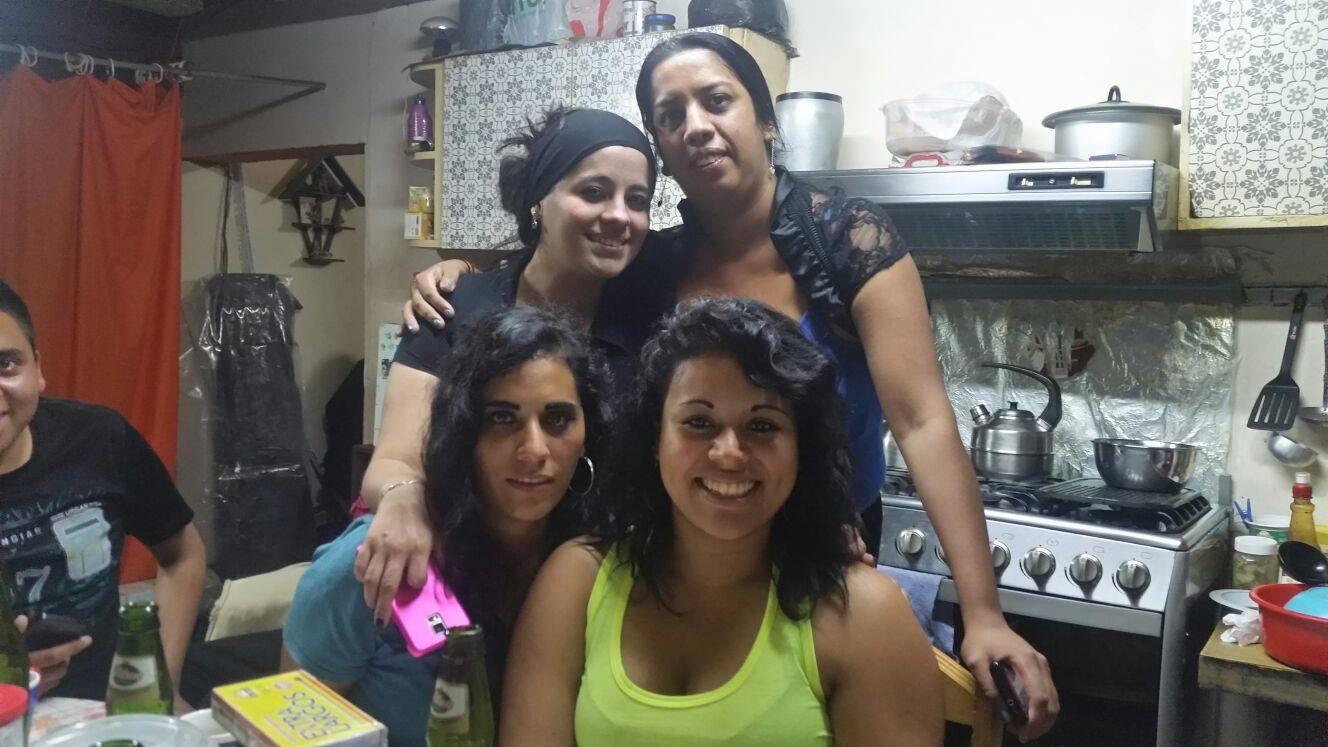 Perui nők (Fotó: Körömi Mária)