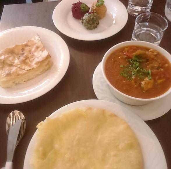 A grúz étterem (Fotó: Vilisics Feri)