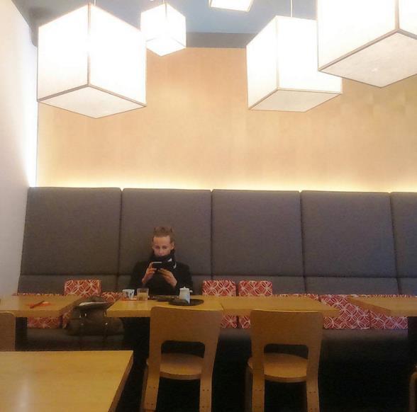 Len's Sushi Bar (Fotó: Vilisics Feri)