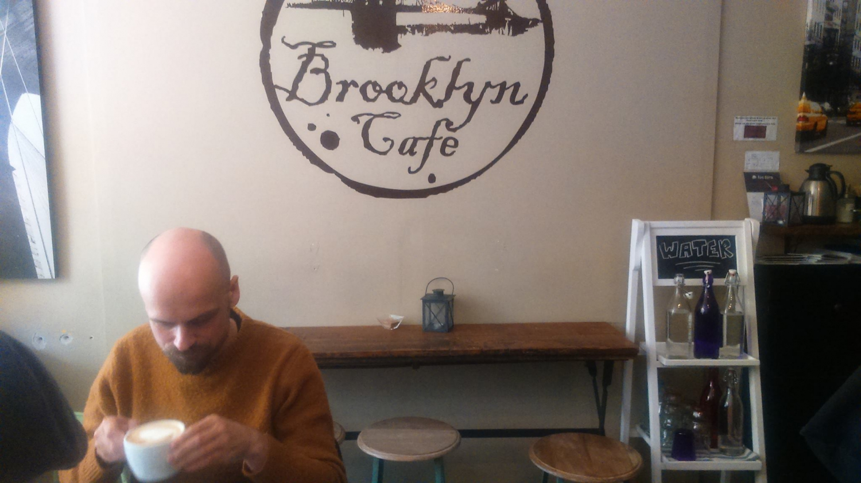 Brooklyn Café (Fotó: Vilisics Feri)