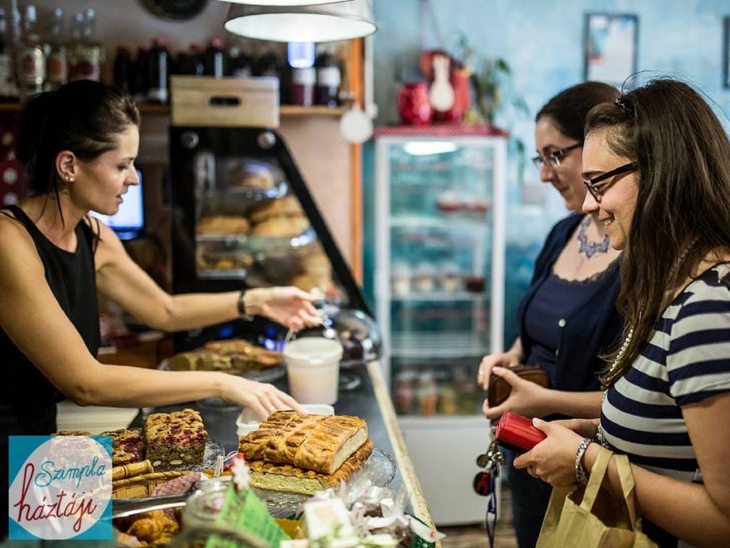 Szimpla Háztáji zöld kisbolt és étterem (Fotó: facebook.com/SzimplaHaztaji/photos)