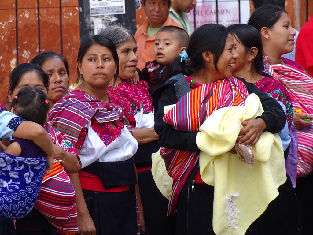 Mexikói nők (Fotó: wikipedia.org)