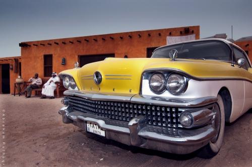 Oldtimer Buick Limited 1958 (Fotó: flickr/Abraham Puthoor)