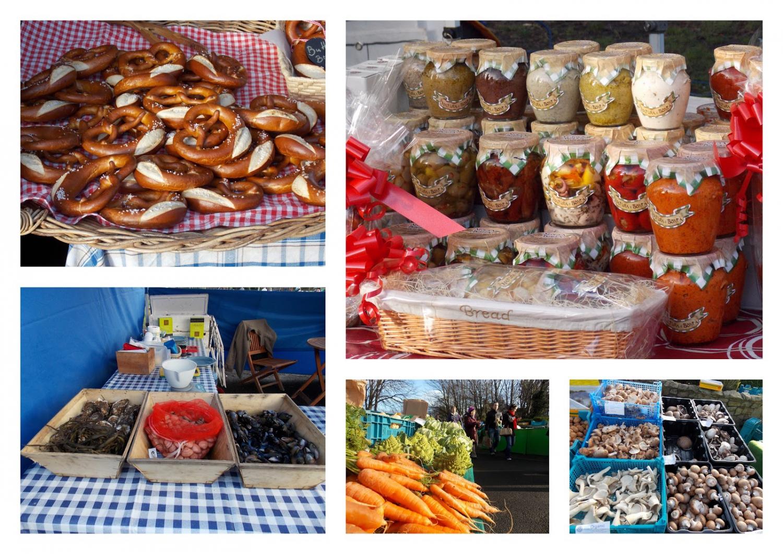 Dun Laoghaire - Farmers Market (Fotó: Mórocz Ági)