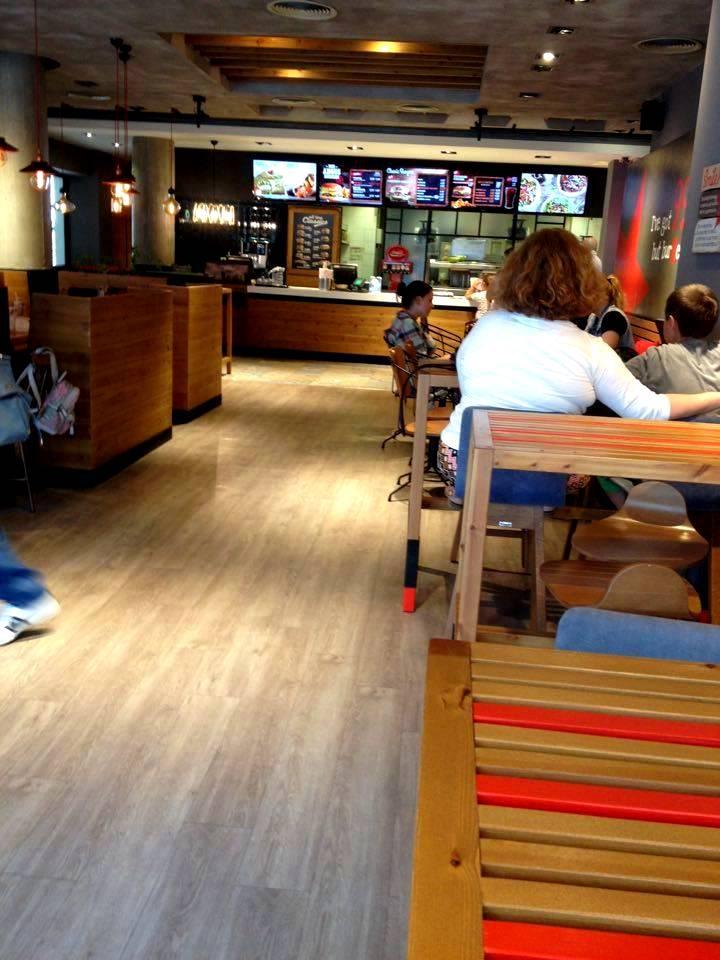 Goody's, a görög McDonald's (Fotó: Sztogi)