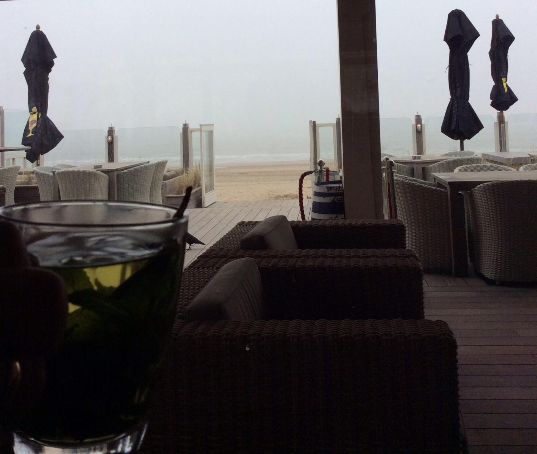 Rossz időben, hidegben egy menta tea segít jobb színben látni a világot. - (Fotó: Békési Barbara)