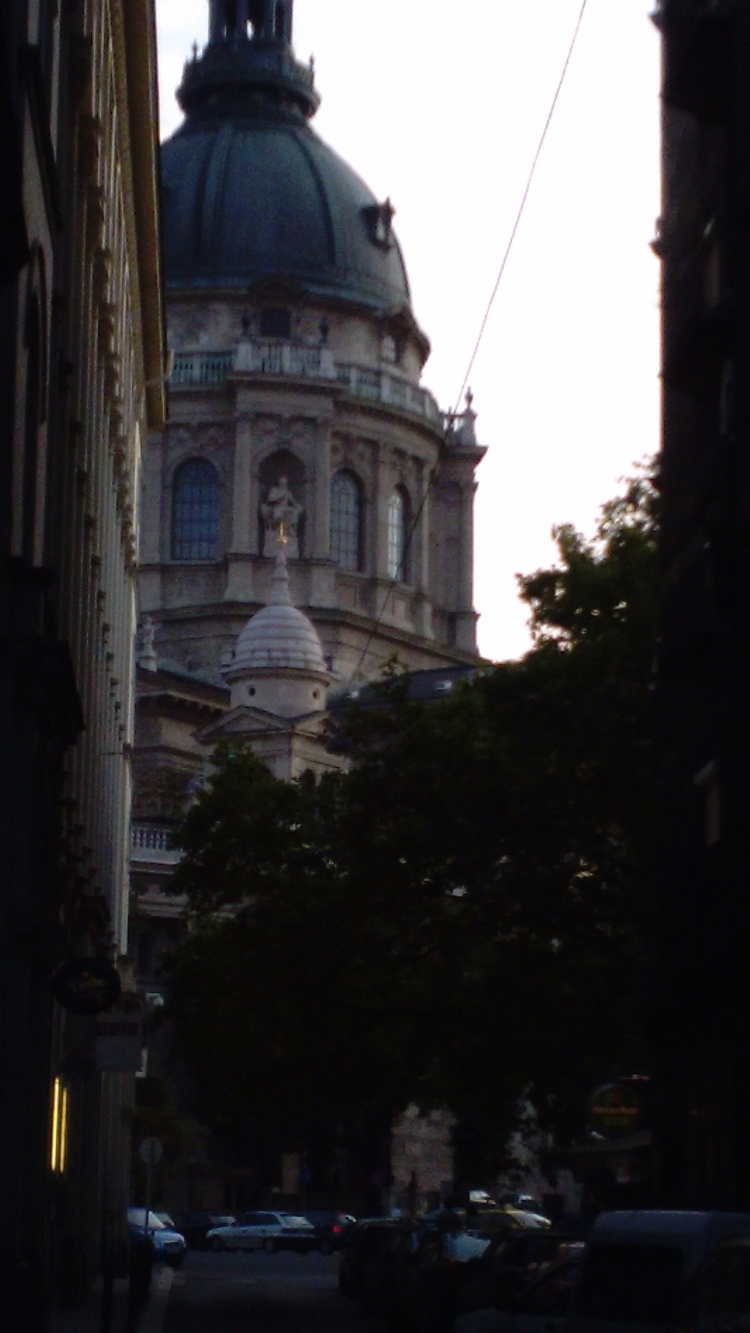 Bazilika (Fotó: Békési Barbara)