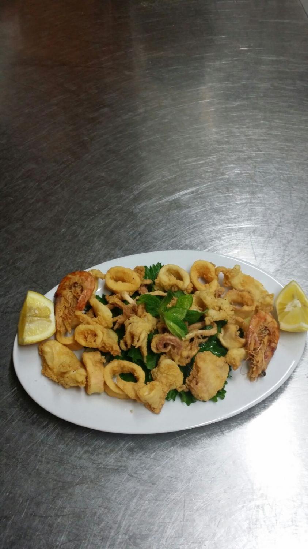 Frittura di pesce mista (Fotó: T Bacsa Judith)