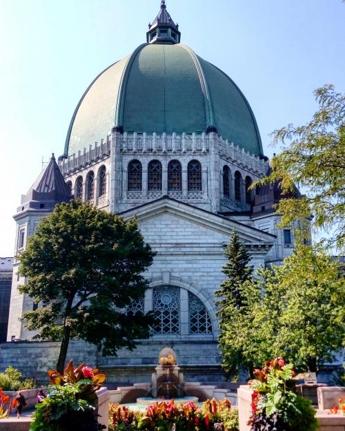 A Szent József Oratórium kertje (Fotó: Takácsy Dorka)