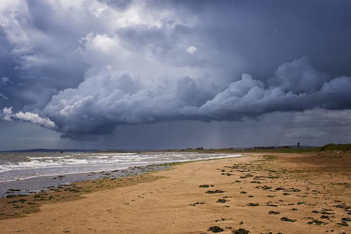 Protmarnock Beach (Fotó: Bagdi Beatrix)